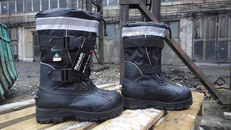 обувь для особо низких температур
