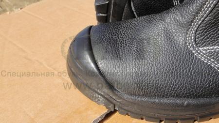 обувь с ПУ накладкой