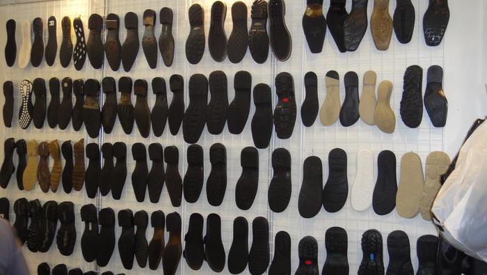 Изготовление подошвы для обуви своими руками
