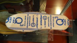 Стельки на основе нитей из кевлара