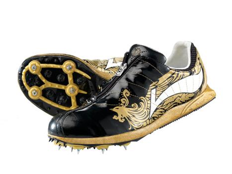 елена исинбаева кроссовки